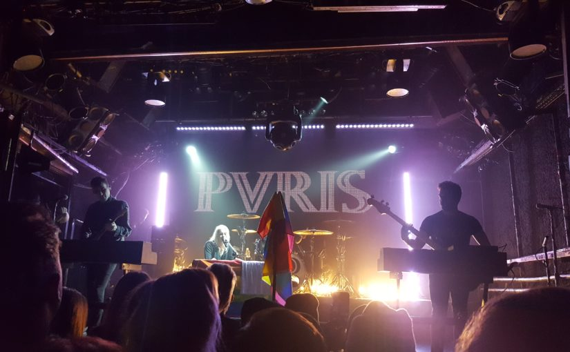 All We Know Of Pvris